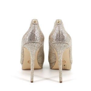 MICHAEL Michael Kors Shoes - Michael Kors | Erika Glitter Platform Pumps